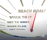 Set Goals for your Website