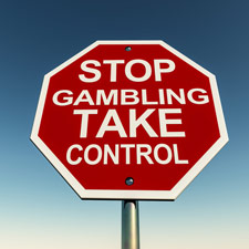 Stop Gambling - Take Control