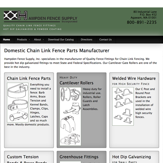 Hampden Fence Supply