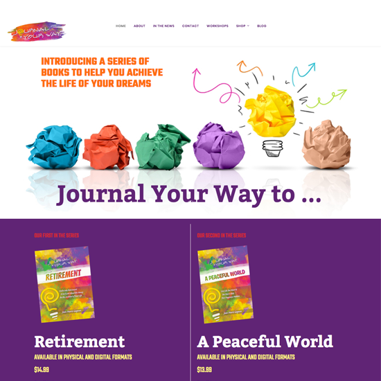 Journal Your Way To ...