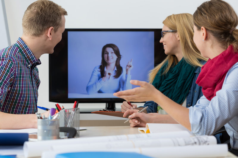 virtual online meetings