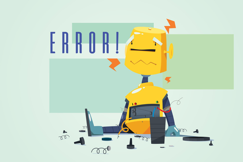 Website Error
